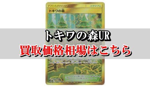 【トキワの森UR】ポケカ買取価格相場まとめ!高値で売るならこちら